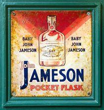 Jameson Irish Whiskey. Ireland von David Lyons
