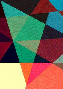 Geometrische Formen - Grafik Design by mosaiko