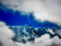 Blick durch die Wolken von kattobello
