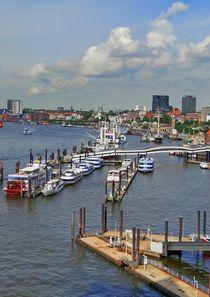 Hamburger Hafen 2 von kattobello