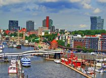 Hamburger Hafen by kattobello