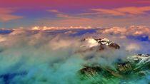 Fantastische Alpenwelten von kattobello