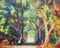 Unter Bäumen von Renée König