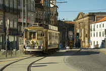Porto Streetcar by Rob Hawkins