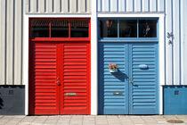 Rot-Blau von Bruno Schmidiger