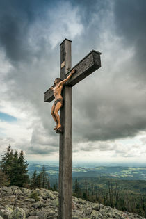 Gipfelkreuz von Dr. Werner Csech