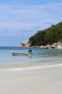 Thailand beach von Tricia Rabanal