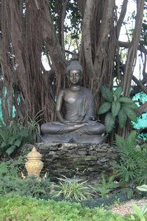 Buddha, Thailand by Tricia Rabanal