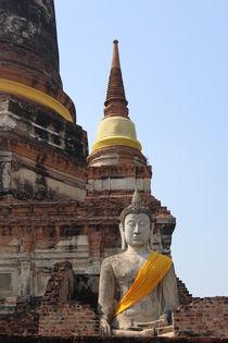 Ayutthaya  by Tricia Rabanal