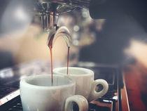 Espresso, prego! von Andreas von der Heyde