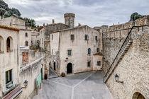Inside Tossa de Mar Walls (Girona, Catalonia) by Marc Garrido Clotet