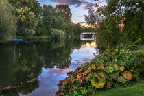 The Thames At Pangbourne von Ian Lewis