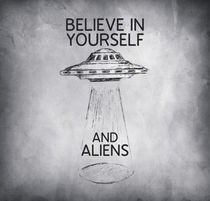 Believe in Yourself Quote by zapista