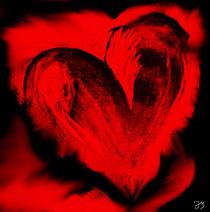 Red Heart  von wupper-art-design