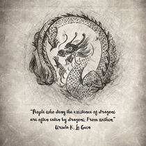Dragon Quote von zapista