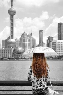 Summer in Shanghai von David Lyons