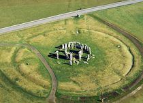 Stonehenge by David Lyons
