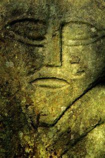 The man on Boa Island von David Lyons
