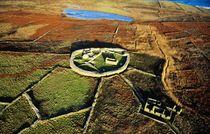 Celtic Christian monastery on Inishmurray island von David Lyons