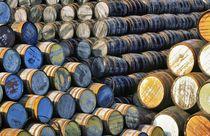 Whisky barrels in Dufftown von David Lyons
