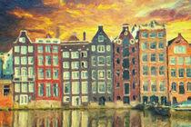 Amsterdam by olaartprints