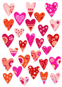 Hearts von Nic Squirrell