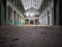 Decay meets Lycee  by Susanne  Mauz