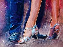 Tango shoes 1 von Elzbieta Petryka