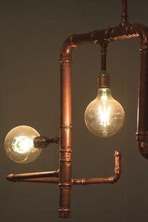 Industrial Lamp von Bianca Baker
