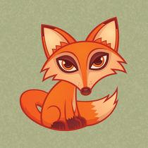 Red Fox by John Schwegel
