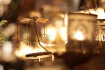 Teelicht Windspiel Weihnachten von Denis Sandmann