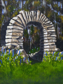 Stone Arch by Angelo Pietrarca
