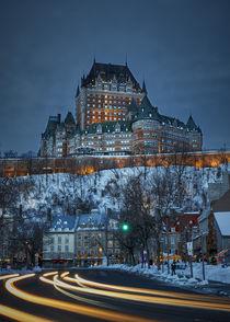 Quebec City Langzeitbelichtung by Hans-Peter Iseli