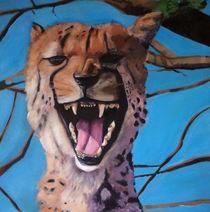 Gepard von Gabriela Popp