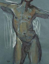 Torso, männlich von Gabriela Popp