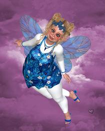 Pummelfee, ein Flug durch die Wolken. by Conny Dambach