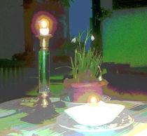 Kerzenlicht by Kiki de Kock
