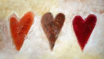 3 Herzen von Tina Melz