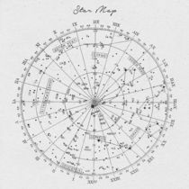 Star Map von zapista