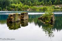 Wassermauer by Sandy Müller