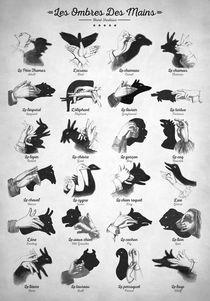Hand Shadows by olaartprints