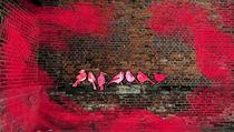 Blutstropfen III by Sabine Haag