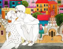 Barcelona Love by rebekka ivacson