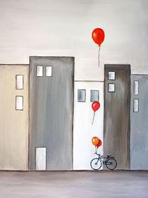 Der Ballonverkäufer von Tina Melz