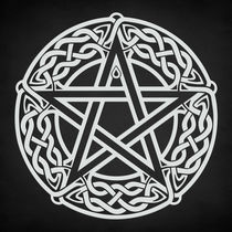 Celtic Pentagram by zapista