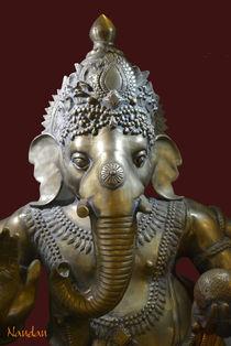 Lord Ganesha von Nandan Nagwekar