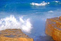 stormy Malta... 2 von loewenherz-artwork