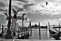 Carnevale di Venezia 2018 - Black and white by wandernd-photography