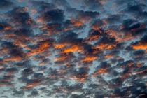 Altocumulus Clouds by Jim Corwin