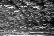 Altocumulus Clouds von Jim Corwin